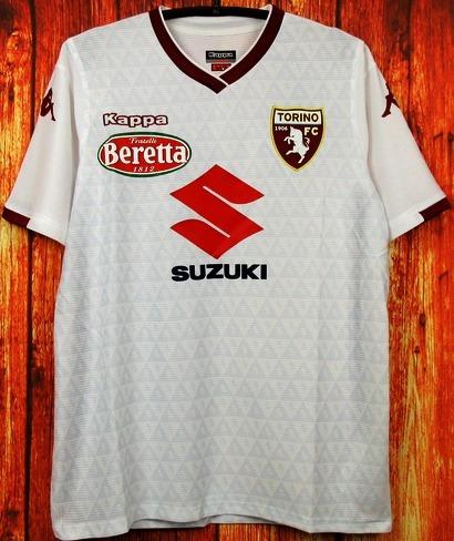 b5f220377dc2a Camisa Torino 2018 2019 Away Uniforme 2 Belotti Zaza Aina - R  125 ...