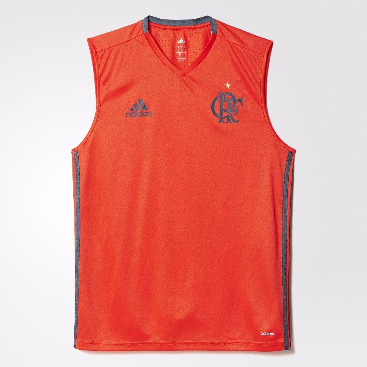 camisa treino flamengo adidas. Carregando zoom. ff8b701589087