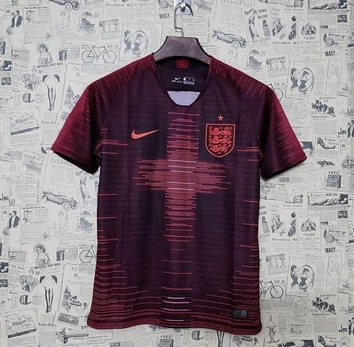 1f6f651358295 Camisa Treino Inglaterra Nike - R  145