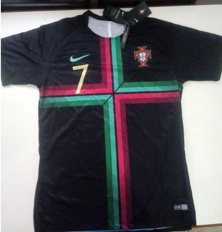 camisa treino portugal copa do mundo 2018 cristiano ronaldo. Carregando  zoom. 02aad55d339e1