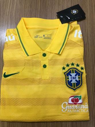 26d335928b Camisa Treino Seleção Brasileira - R  190