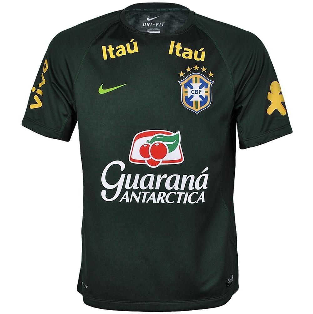 957c08178f37a camisa treino seleção brasileira original + brinde. Carregando zoom.