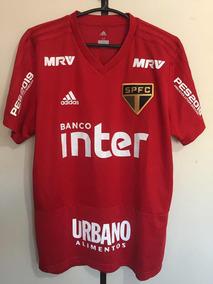 9f0e5d984ee7f Camisa Sao Paulo Fc Treino Adidas Times Brasileiros - Masculina em De Times  Nacionais no Mercado Livre Brasil