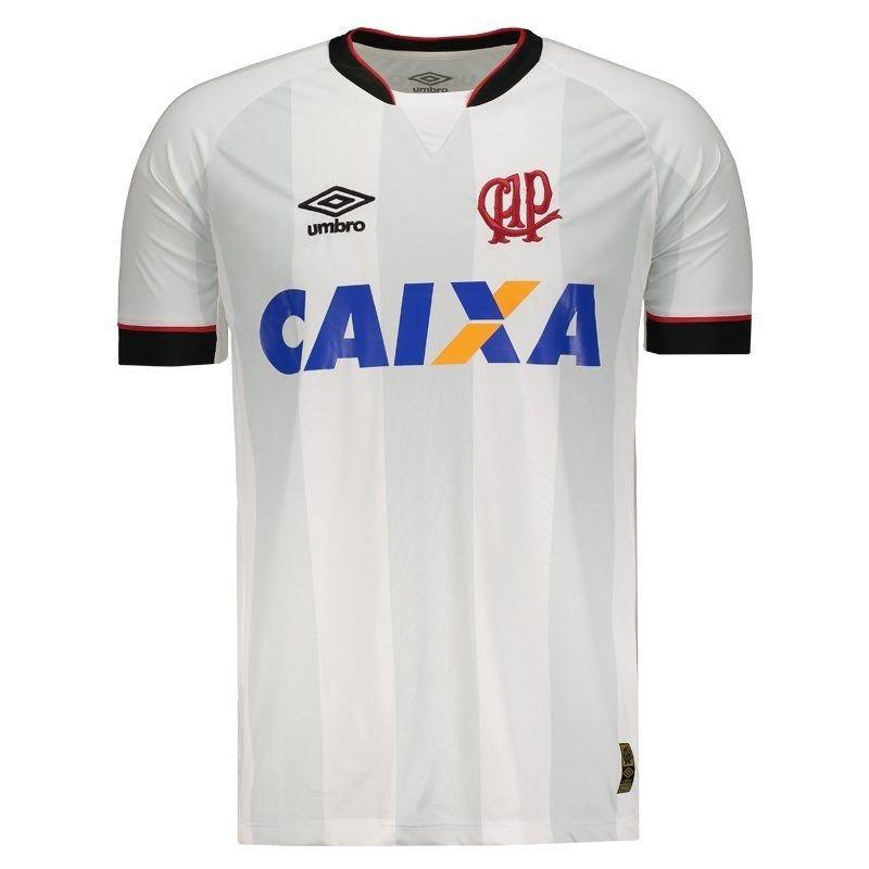b7ec8e3d250 Camisa Umbro Atlético Paranaense Ii 2015 - Futfanatics - R  69