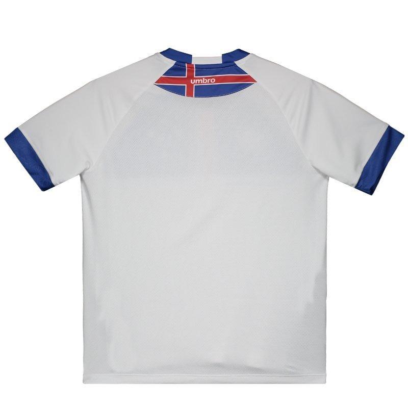 camisa umbro cruzeiro ii 2018 blaa víkingur juvenil. Carregando zoom. 56f4fb641afac