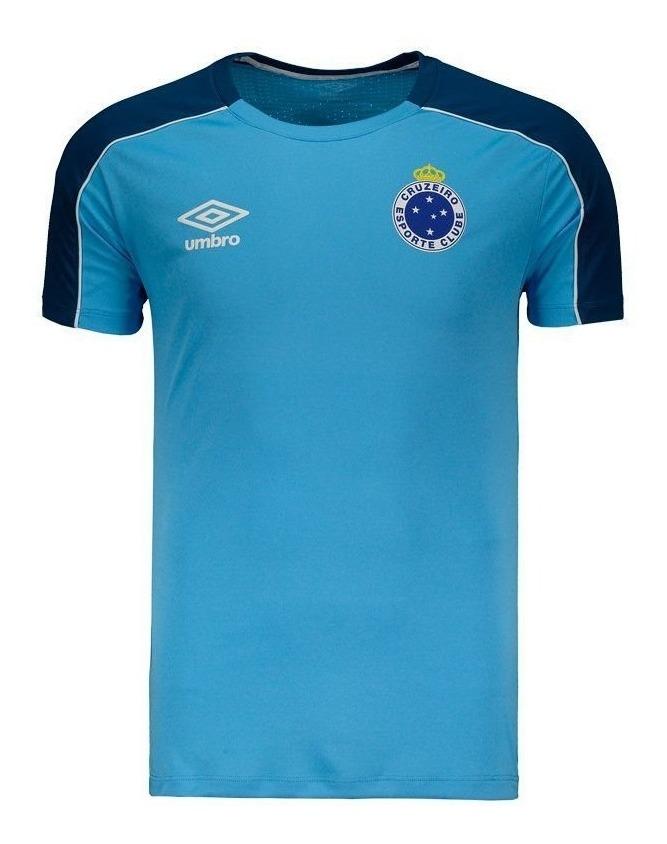 930ec0ce6f Camisa Umbro Cruzeiro Treino 2019 - R$ 169,90 em Mercado Livre