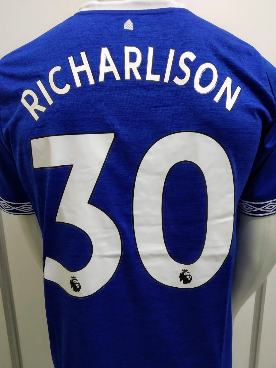 e6d32409abe0d camisa umbro everton 2018/2019 home uniforme 1 richarlison. Carregando zoom.