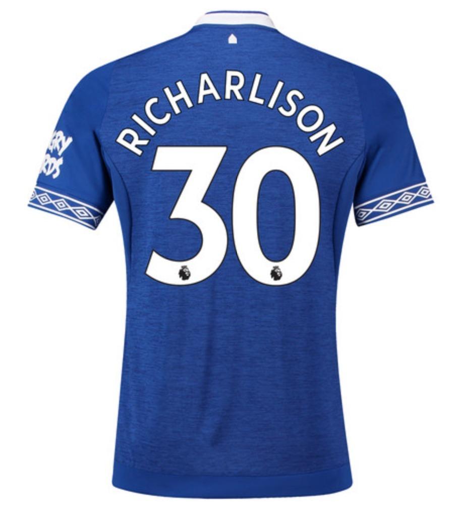 0cbc72cafc7e6 Camisa Umbro Everton Oficial 2019 Pronta Entrega - R$ 129,00 em ...