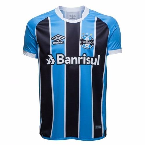 camisa umbro grêmio fan of 1 2017 c/n oficial libertadores