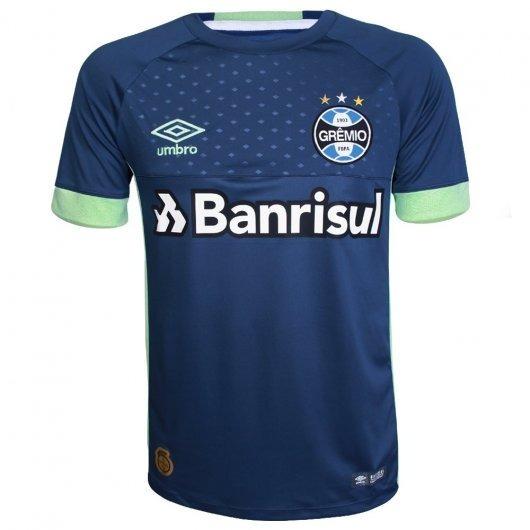 Camisa Umbro Grêmio Goleiro Of 1 2018 S n Loja Atiude - R  279 aafccdad0d5b2