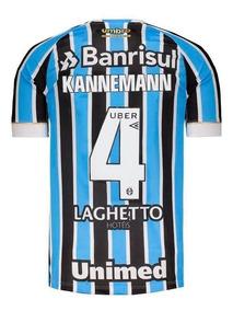 95f6fc9f3bccd Camisa Gremio Kannemann - Camisas de Futebol Club nacional para Masculino  Grêmio com Ofertas Incríveis no Mercado Livre Brasil