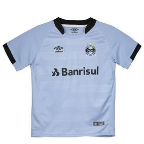 52a787153a Camisa Umbro Grêmio Ii 2017 Juvenil N° 10