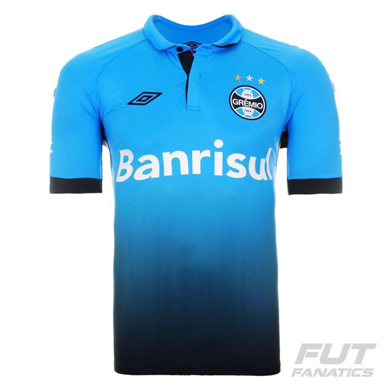 camisa umbro grêmio iii 2015 jogador - futfanatics. Carregando zoom. 1f793306456c7
