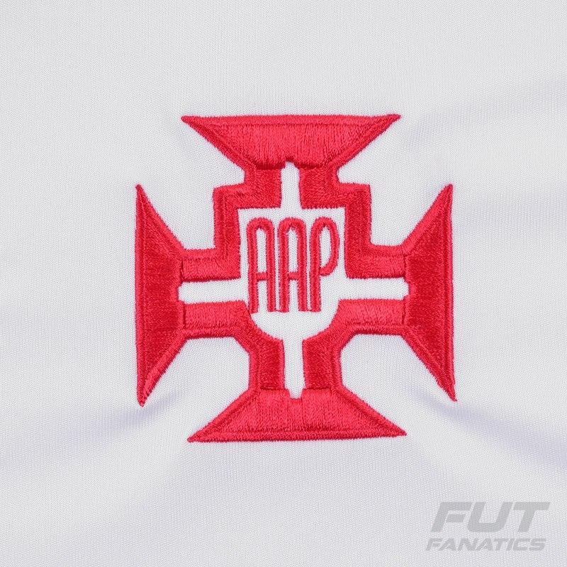 dc66fda3b0 camisa umbro portuguesa santista ii 2015 - futfanatics. Carregando zoom.