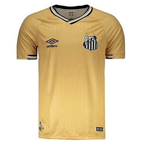 763466c837 Camisa Umbro Santos Iii 2018 Lançamento Original Frete Nova - R  179 ...