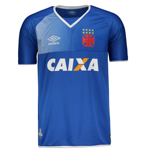 Camisa Umbro Vasco Goleiro 2017 Royal - R  147 1a5c0f02655cd
