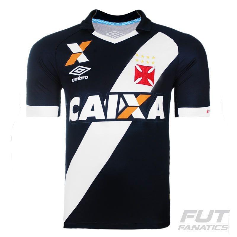 107e78b2f5f Camisa Umbro Vasco I 2015 Authentic - Futfanatics - R  129