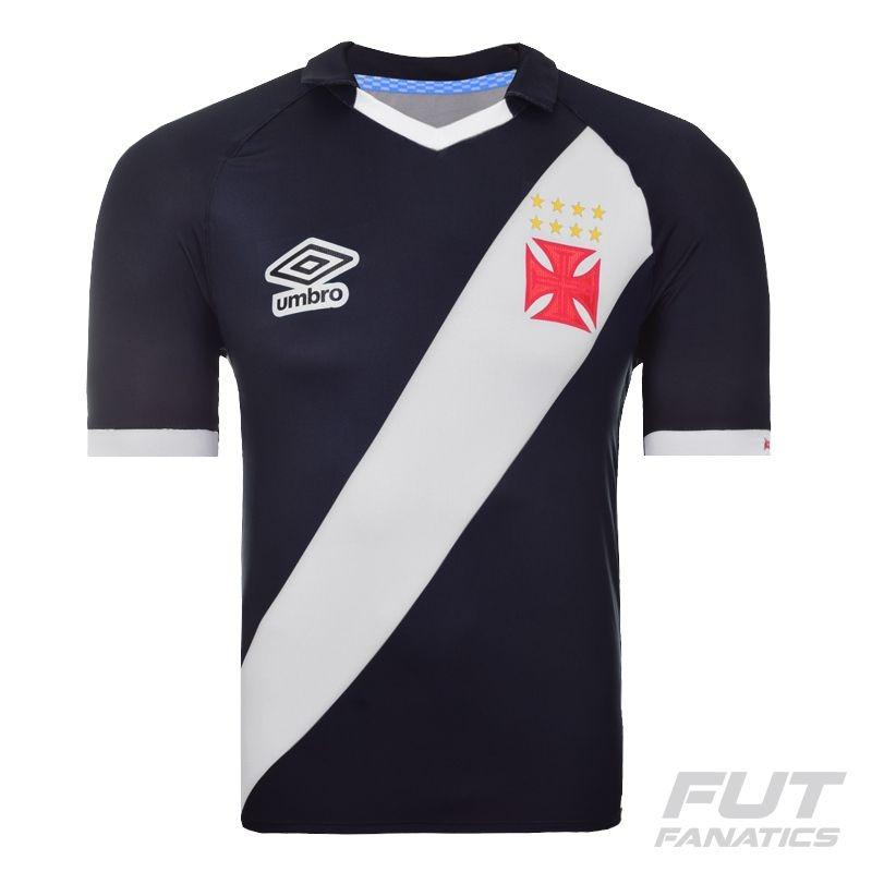 camisa umbro vasco i 2015 sem patrocínio - futfanatics. Carregando zoom. ae8e678b4c1f0