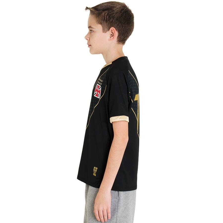 d95587d728 camisa umbro vasco iii 2015 infantil   juvenil n° 10. Carregando zoom.