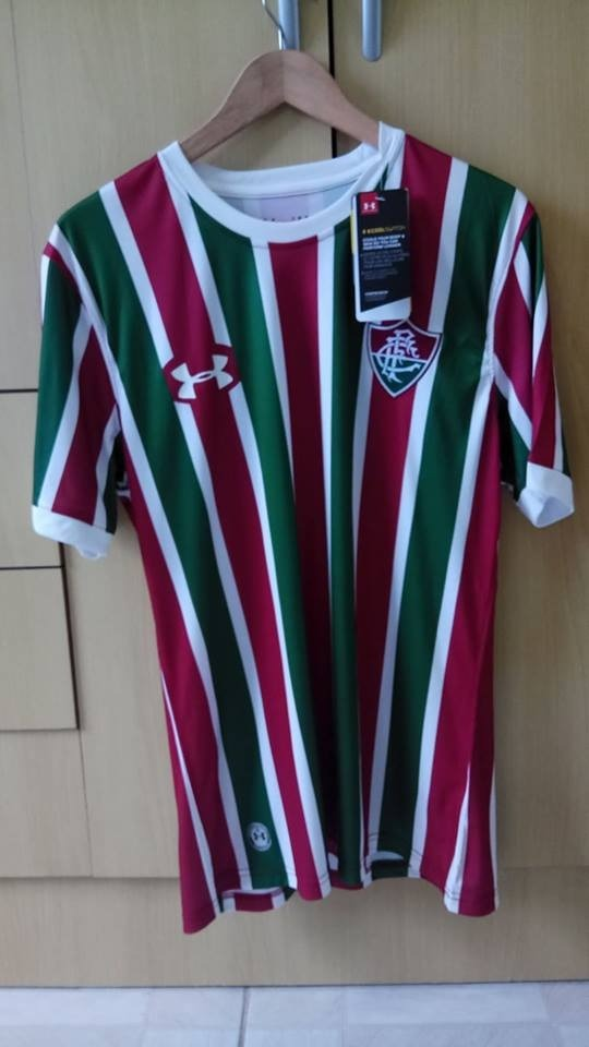 1198862a103e9 camisa under armour fluminense 2017/2018 masculino original. Carregando  zoom.
