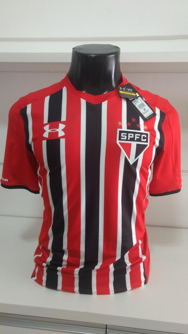 2efd7c1fb28 camisa under armour spfc-são paulo-original-outlet sports. Carregando zoom.
