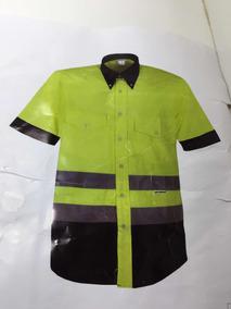 4f546f85708aa Camisas Polo Esquadra Manga Curta - Camisas para Masculino Amarelo ...