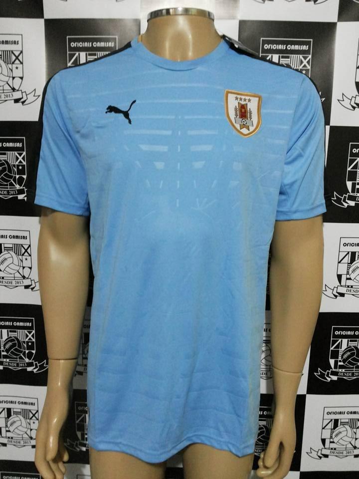 83d658f1dc164 camisa uruguai home 2016 17 original puma - pronta entrega! Carregando zoom.