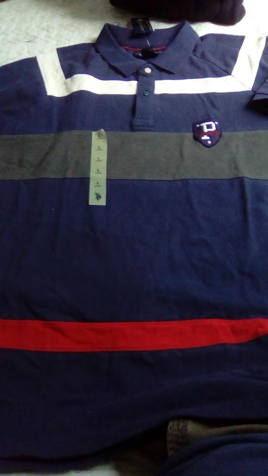 c755b1231 Camisa U.s Polo Assn 100% Original Para Hombre -   70.000 en Mercado ...