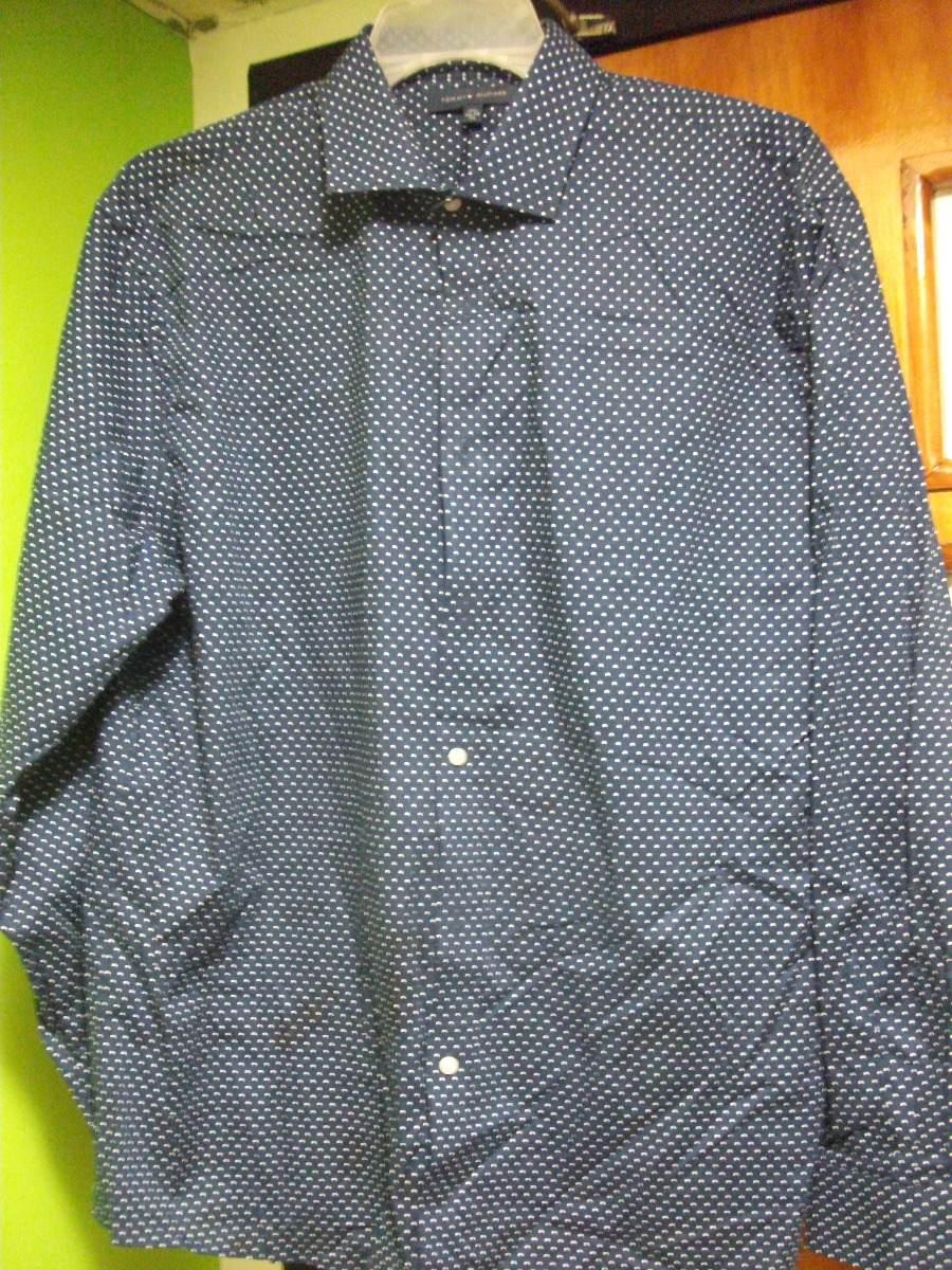 62be6a72b3a camisa usada original tommy hilfiger caballero xxl usada. Cargando zoom.