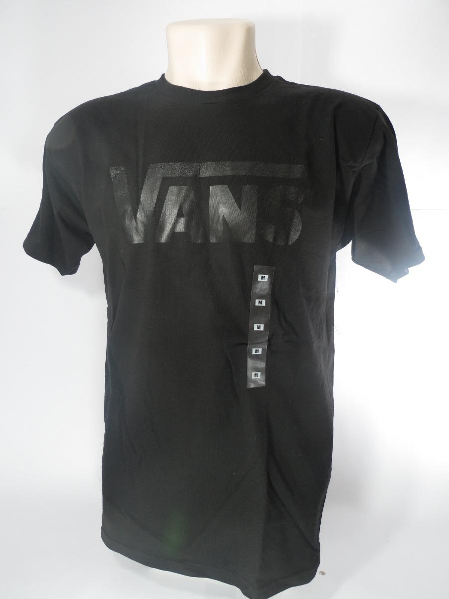 57cf16f4c39 camisa vans masculina preta e cinza original. Carregando zoom.
