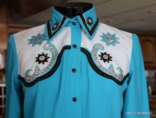 Country Cowboy Vaquera 24 Disfraz 990 Camisa Ts Mujer Cantante Eq1twnEdxF efa7b95de55