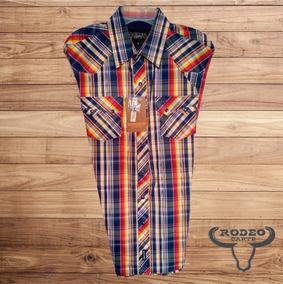 2e5540bec6 Camisas Vaqueras Rodeo Carte - Camisas de Hombre Larga en Mercado ...