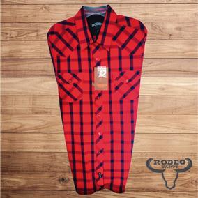 3610616c0f Camisas Vaqueras Rodeo Carte - Camisas Manga Larga de Hombre en ...