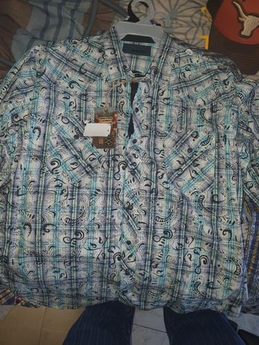 camisa vaquera xl