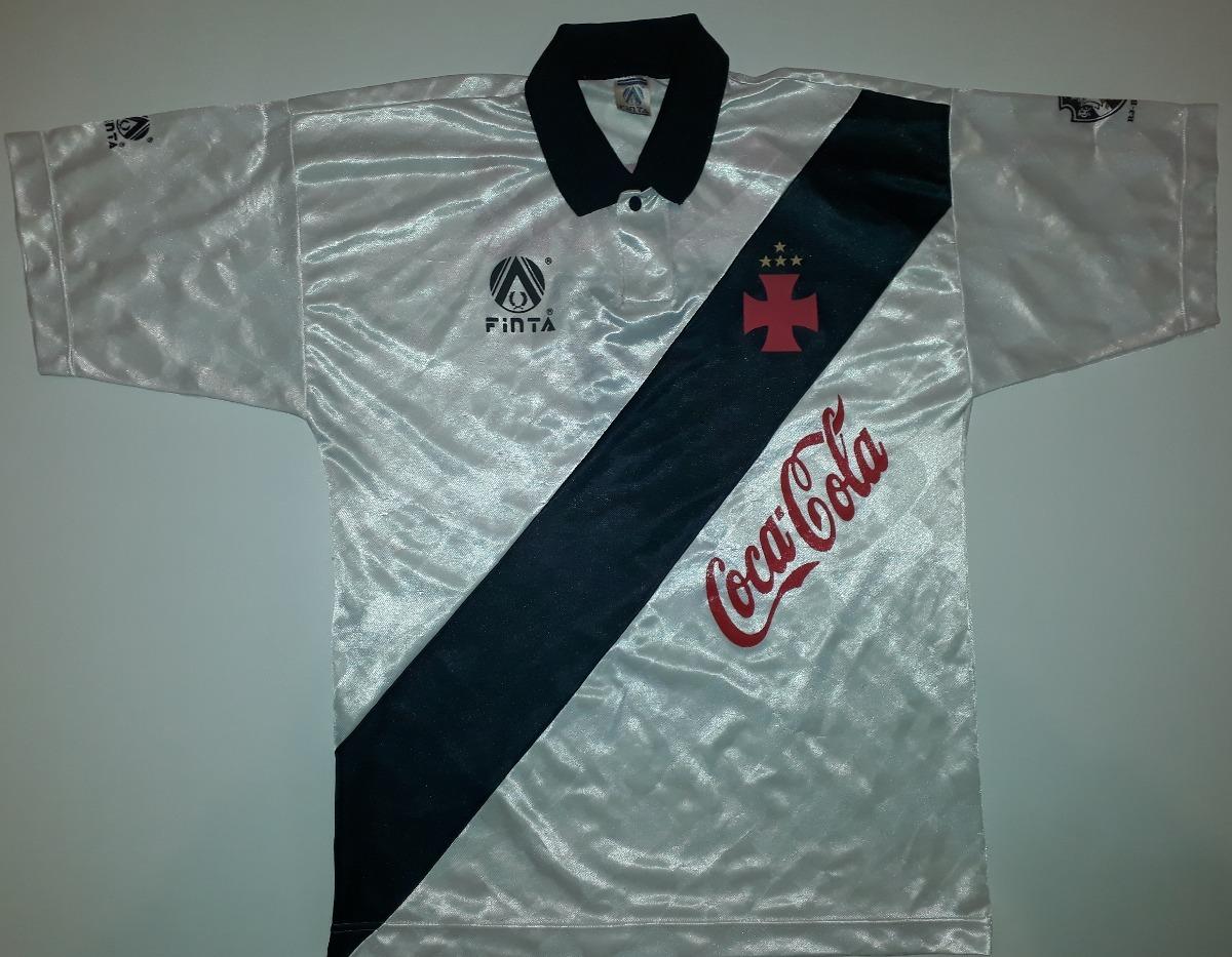 camisa vasco 1993 original antiga finta coca cola - 93. Carregando zoom. ebc45def6879b