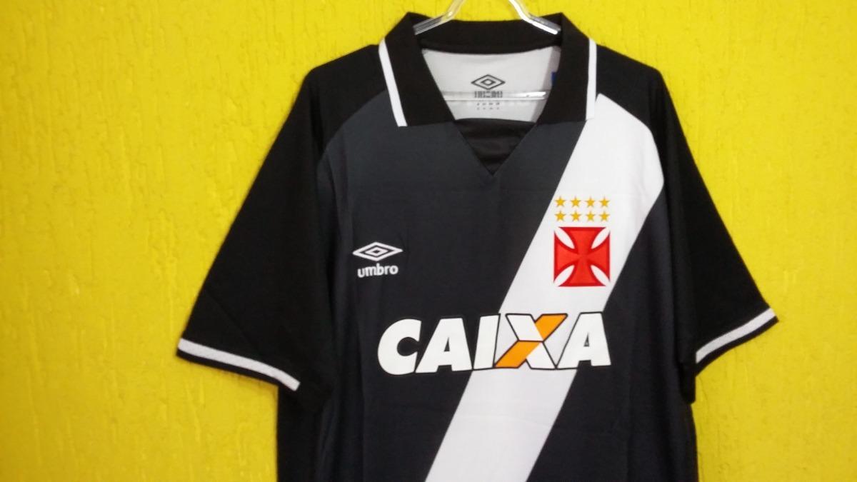 1f6c491a0a Camisa Vasco 2017 2018 - Tamanho Gg - Reserva - R  79