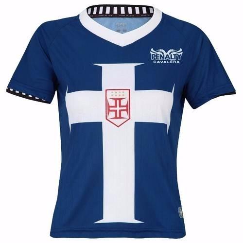 bd7f634f4617f Camisa Vasco 3 Cavalera Oficial Original Fem + Frete 1magnus - R  68 ...