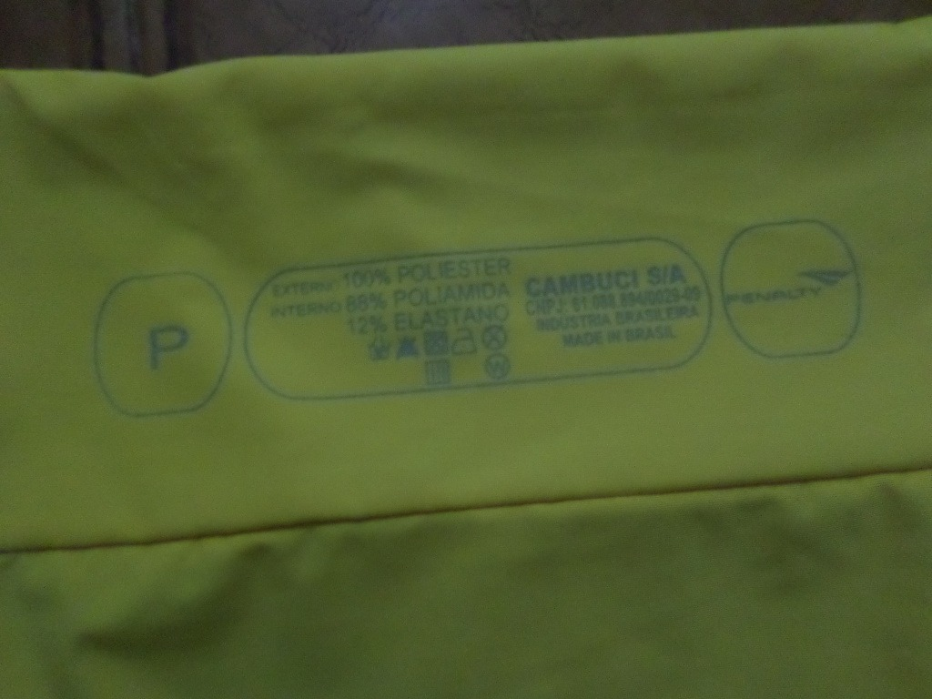 7cd5e57cb3cd0 camisa vasco brasil dupla face 2014 numero 36 p. Carregando zoom.