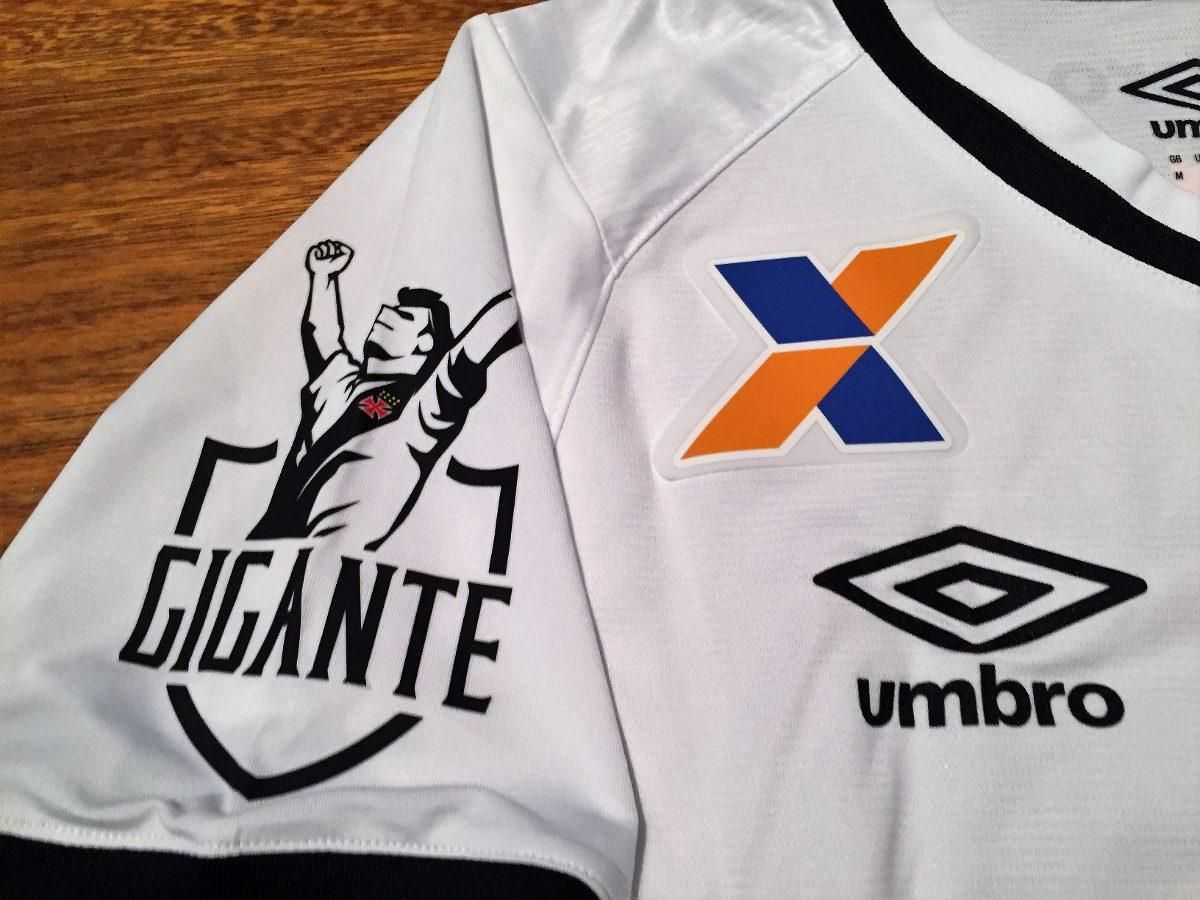 Camisa Vasco Usada Jogo Nenê Brasileiro 2016 - R  399 a91d4052cc528