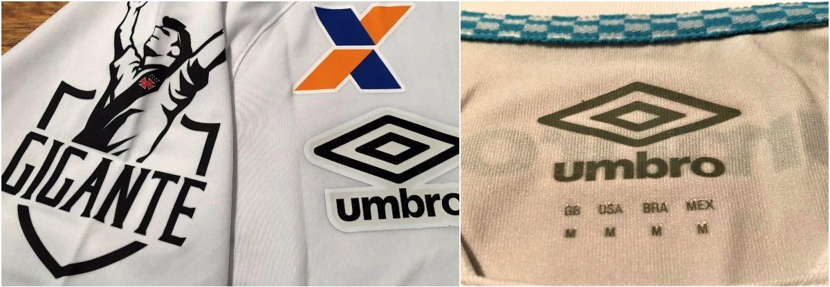 ebb041901f60d Camisa Do Vasco Brasileirão 2016 De Jogo Branca  7 - R  349