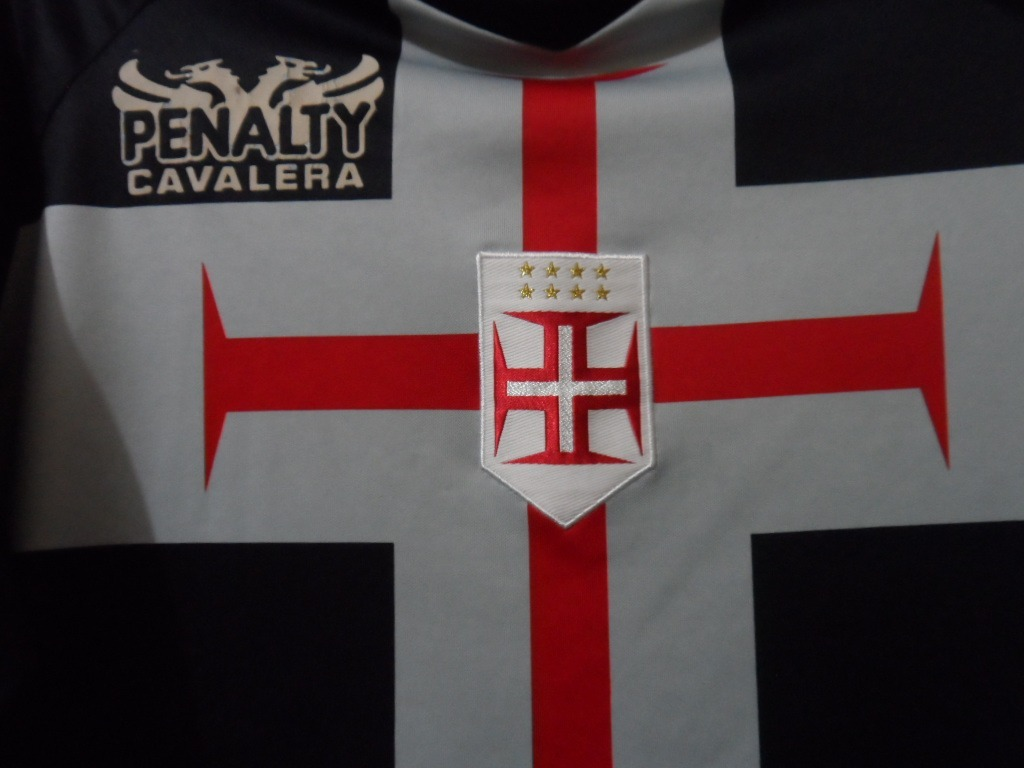 camisa vasco cavalera penalty tam p. Carregando zoom. 3e9480b1db3e6