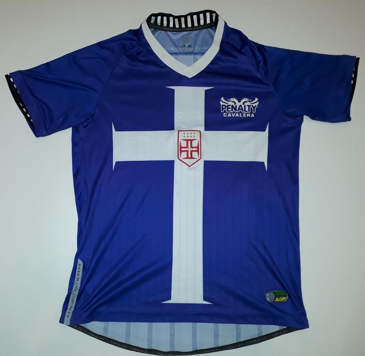 300bde73d0 camisa vasco cavalera penalty templária azul 2012 - 89. Carregando zoom.