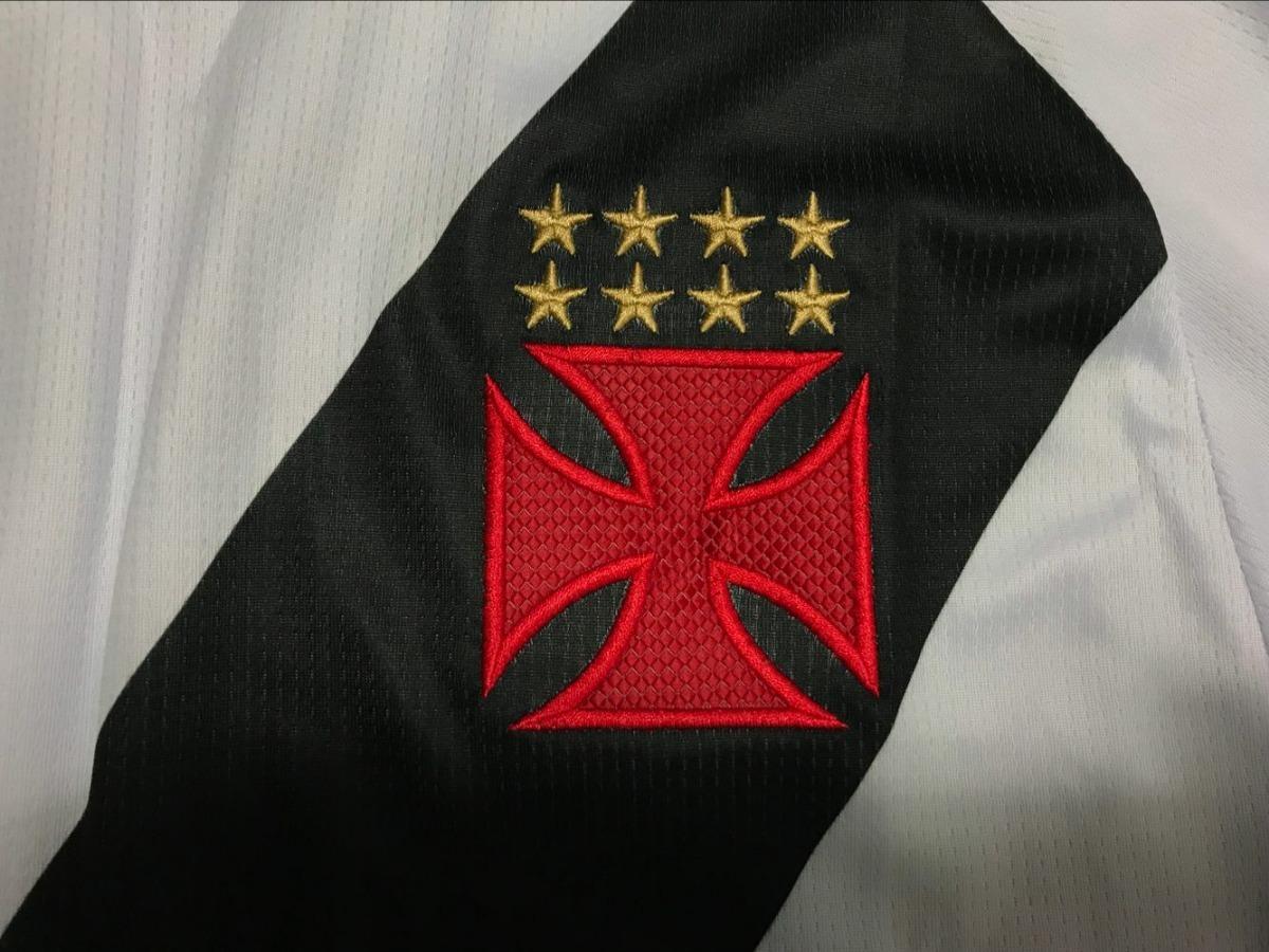 650c38ab44ce8 Camisa Vasco Da Gama - 18 19 - Home 1 - Personalizada - R  150