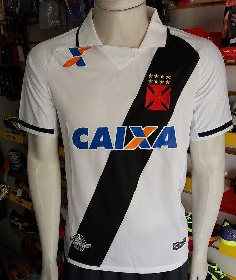 9bdd98fc2e Camisa Vasco Da Gama 2 2017 S nº Autenthic - R  94