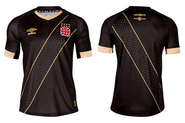 Camisa Vasco Da Gama 2015 Original Umbro - R  229 0950a33a60b67