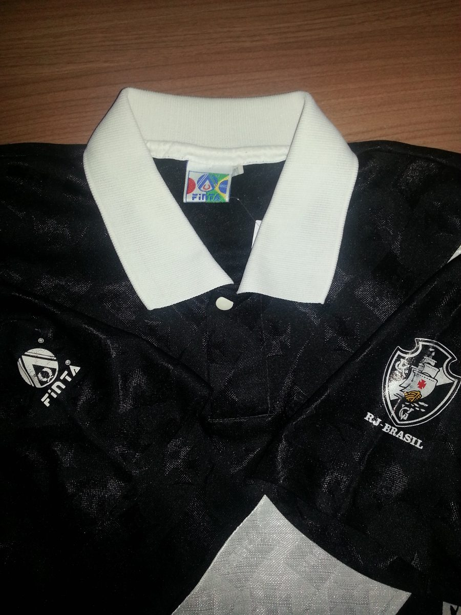 camisa vasco da gama antiga finta original impecável - 08. Carregando zoom. 6eb6353b988db