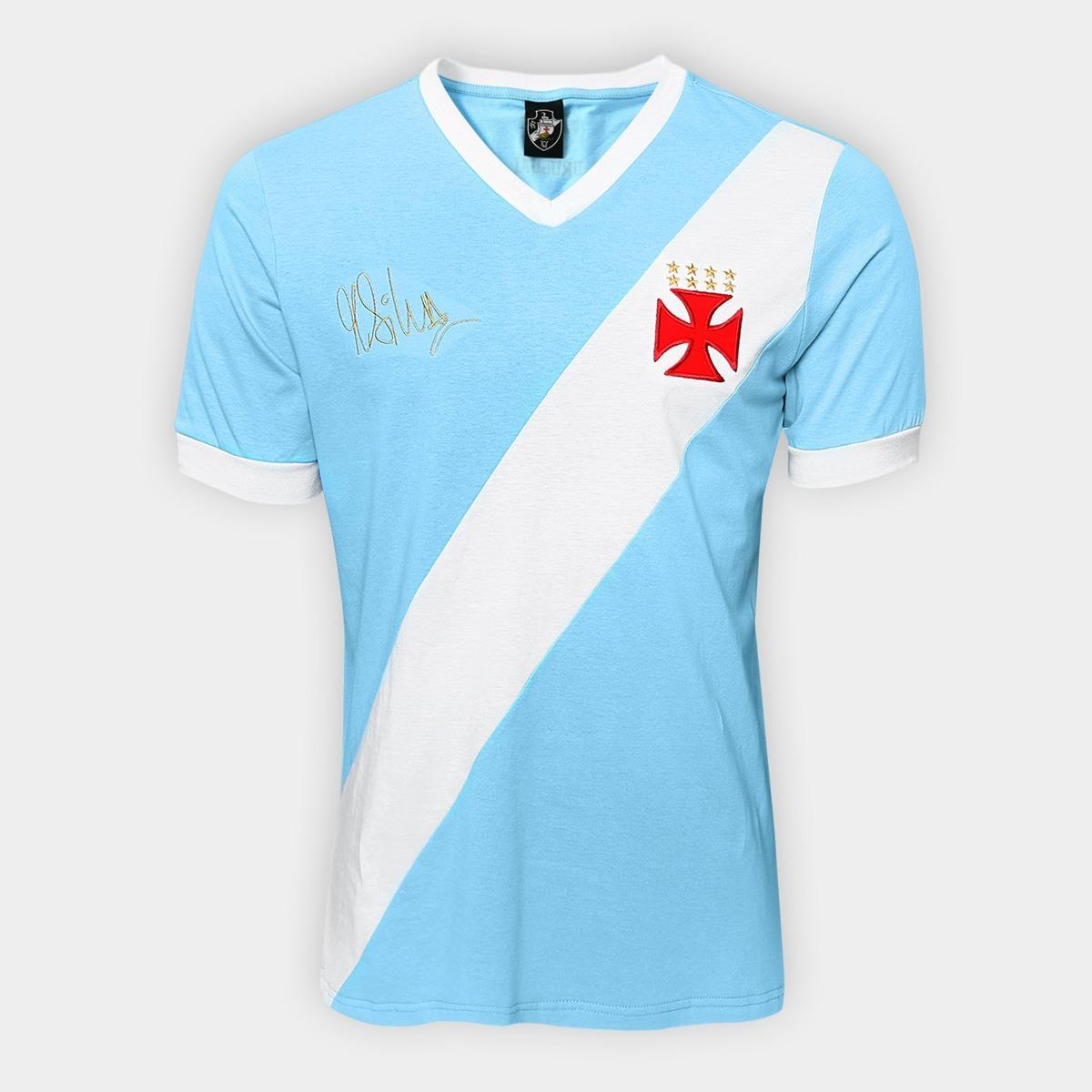camisa vasco da gama azul goleiro n 1 martin silva edicao. Carregando zoom. 829c533e42072
