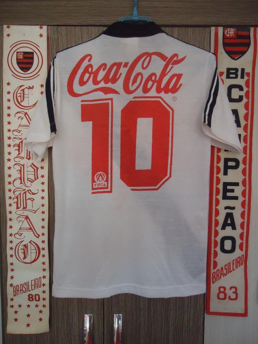 camisa vasco da gama ( finta   coca-cola   nº 10 ). Carregando zoom. 591da808a1be7