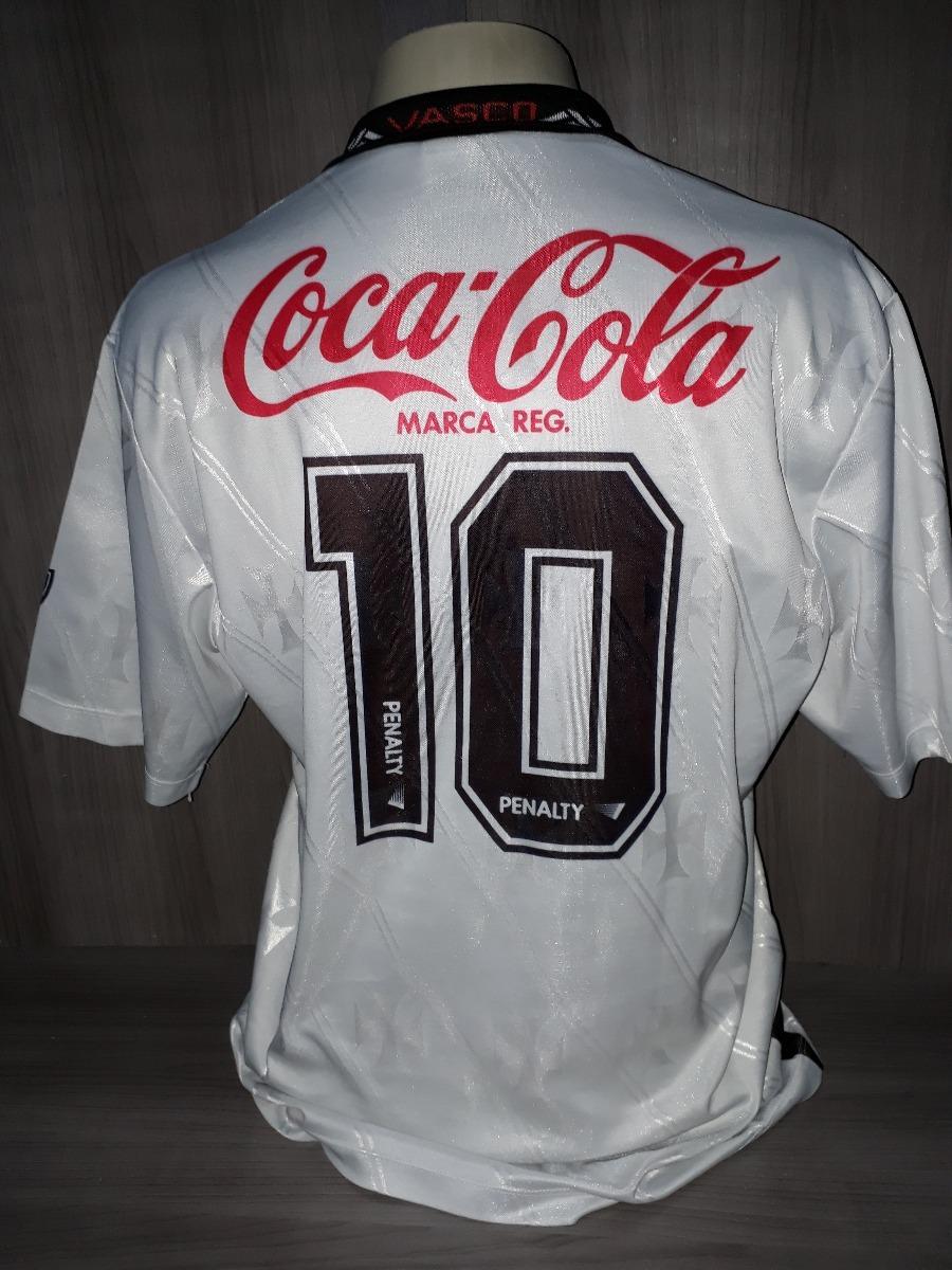 0ad97e5c38 camisa vasco da gama penalty coca cola. Carregando zoom.