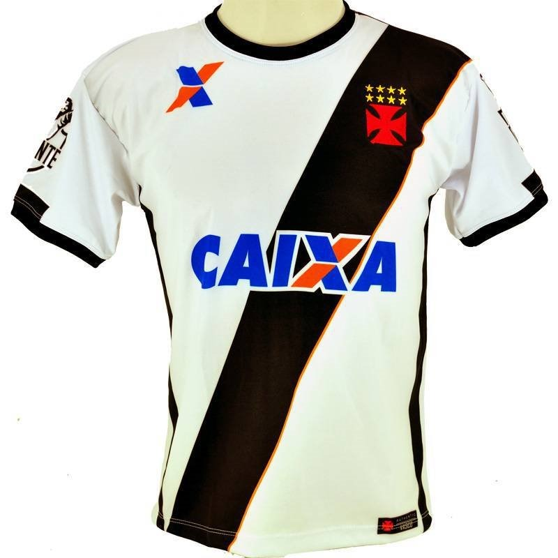 camisa vasco da gama uniforme 1 torcedor fanático bordada. Carregando zoom. 9806d4e0f3920